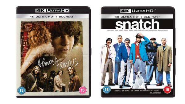 Almost Famous and Snatch