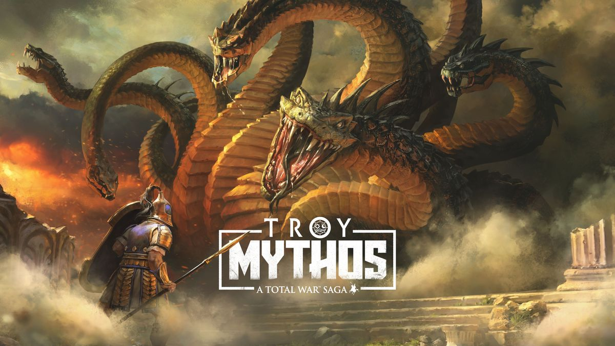 Total War Saga Troy Mythos