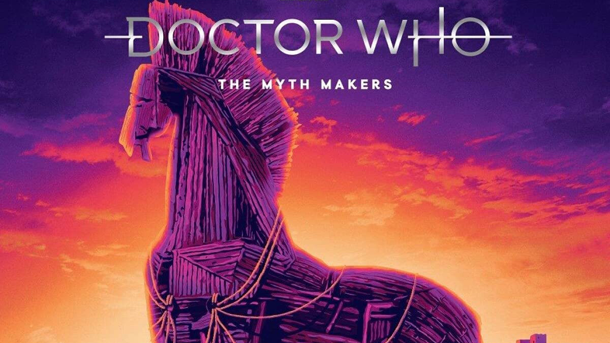 Doctor Who The Myth Makers