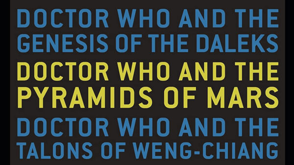Doctor Who Terrance Dicks 2