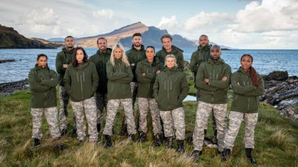 Celebrity SAS: Who Dares Wins 2021