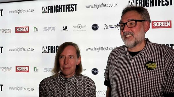 Julie Kauffman and Paul Hunt