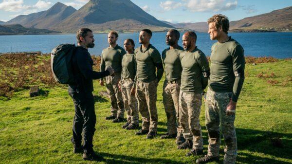 Celebrity SAS: Who Dares Wins 3x04