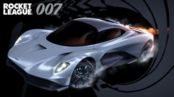 Rocket League - 007 Aston Martin Valhalla