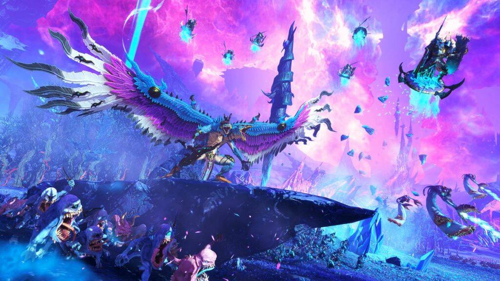 Total War Warhammer III Introduced The Forces Of Tzeentch – Entertainment Focus - Toys Matrix
